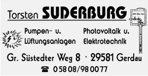 Torsten Suderburg Elektro- u. Beregnungstechnik